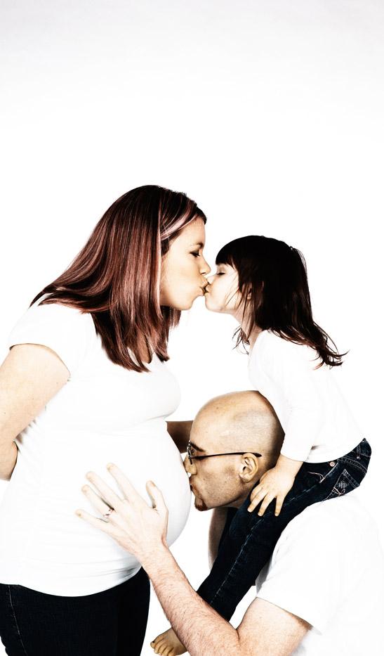 Edmonton Photographer Maternity Photo Sample