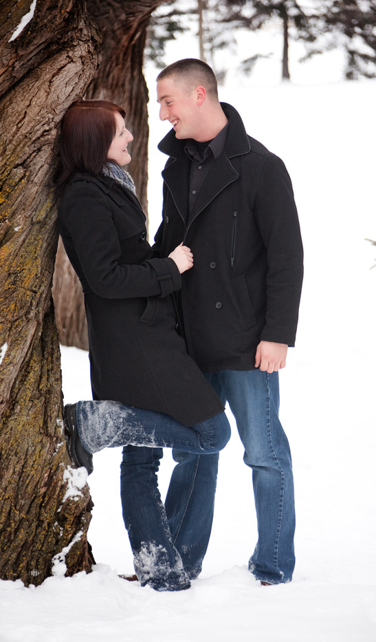 Edmonton Photographer Couples Photo Sample