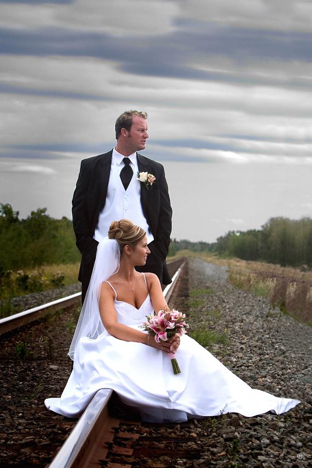 Edmonton Photographer Wedding Photo Sample