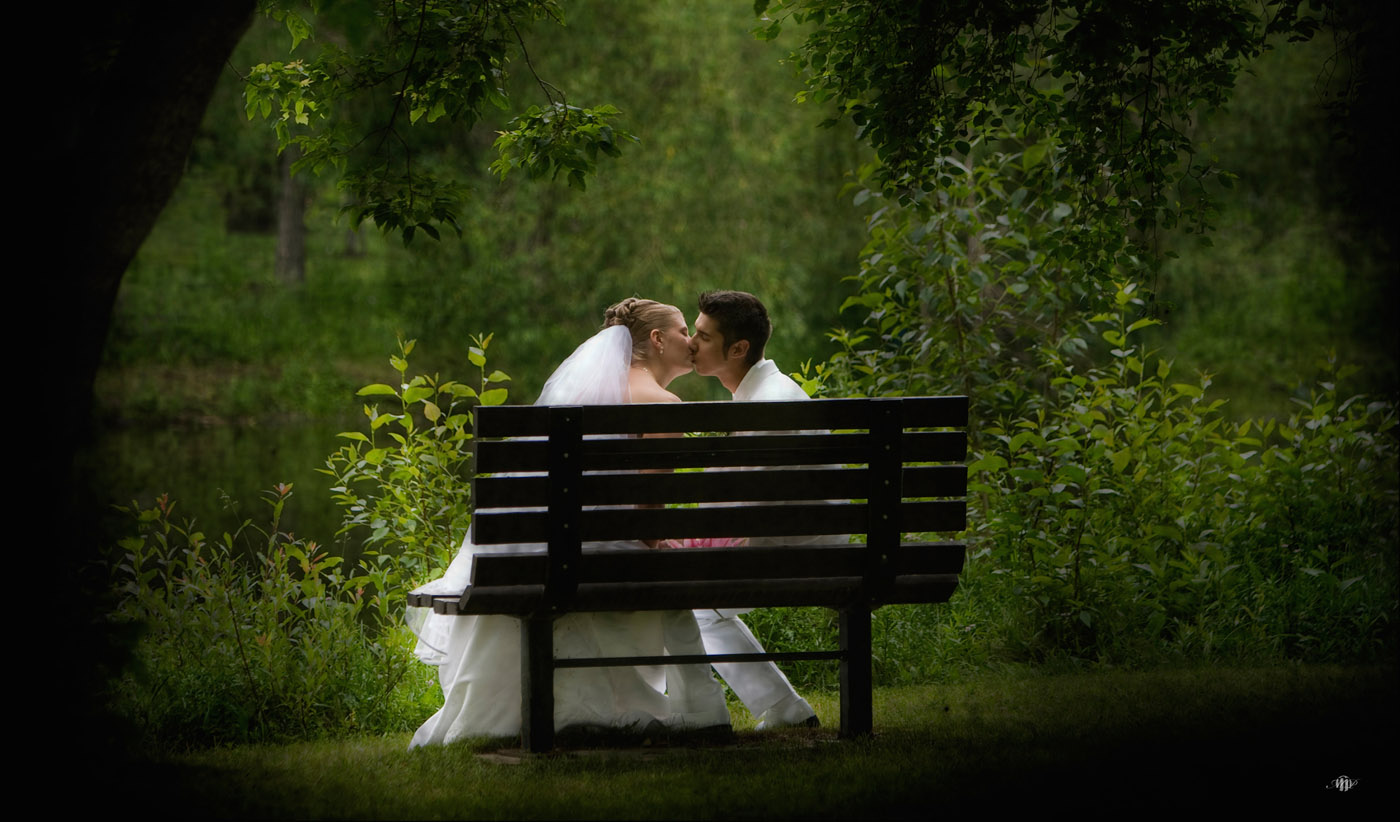 Edmonton Photographer Wedding Photo Sample