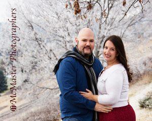 winter engagement photo #winter #winterfun #engagement #wedding #photographers #photo #photography #yeg