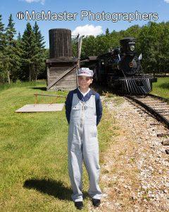 #fortedmontonpark #yeg #trains #fun Fort Edmonton Park