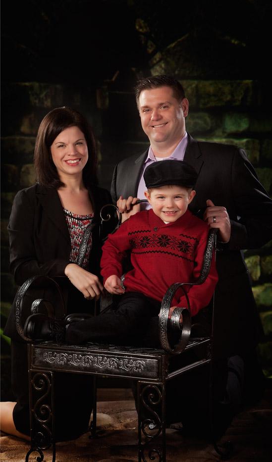 Edmonton Photographer Family Photo Sample
